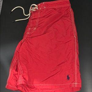 Polo Ralph Lauren swimming shorts